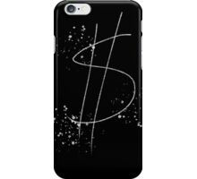 Dollar Sign Spray iPhone Case/Skin