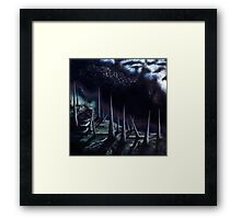 Alien Worlds Framed Print