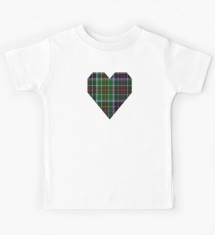 00669 Nashotah House Commemorative Tartan  Kids Tee