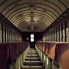 Train Ghosts by Stacey Debono