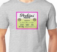 Paste with Perkins Unisex T-Shirt