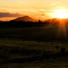 Sunset from Garbalino by KateMatheson