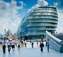 City Hall: London, UK. by DonDavisUK
