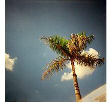 a promising forecast, phnom penh, cambodia Photographic Print