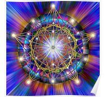 Sacred Geometry 34 Poster