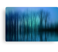 Still Got The Blues For You Canvas Print