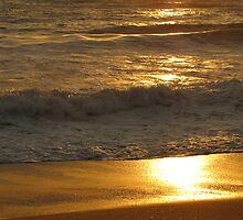 Golden Sands by Gloria Abbey