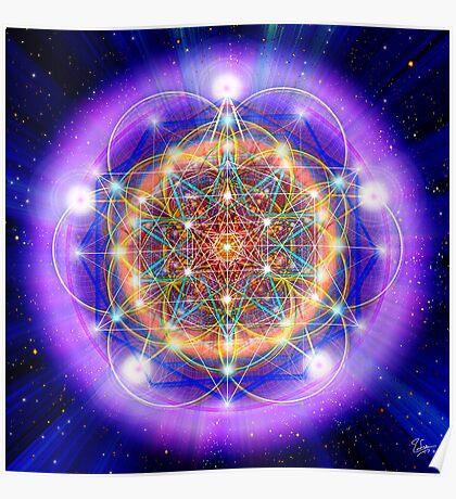Sacred Geometry 36 Poster