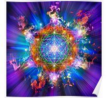 Sacred Geometry 37 Poster
