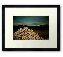 Geppetto's Magic Framed Print