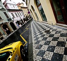 Yellow Cab by photoforsoul