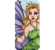 Woodland Fairy Friend  iPhone Case/Skin