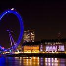 London Eye by Philip Alexander