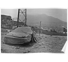 Shanty town Poster
