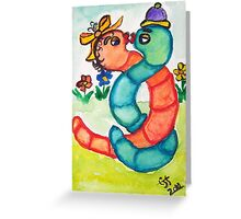 First Kiss - ACEO Greeting Card