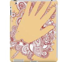 Wedding Henna iPad Case/Skin