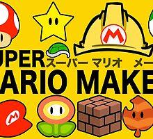 Super Mario Maker by BradBailey