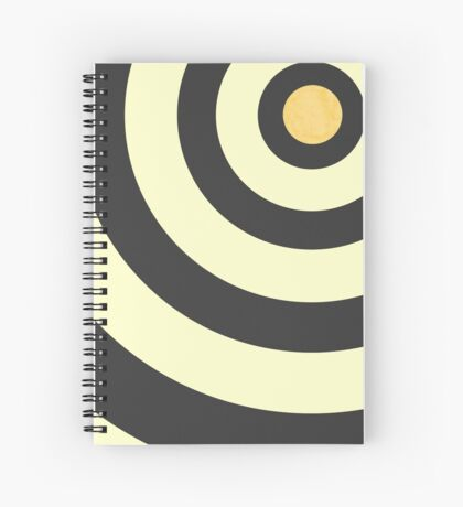 Rays Spiral Notebook