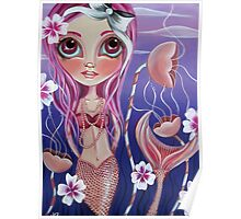 """The Mermaid's Garden"" Poster"