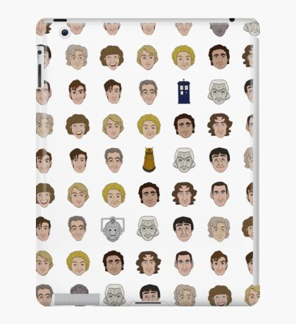The Doctors Who iPad Case/Skin