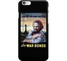 Buy War Bonds -- World War II iPhone Case/Skin