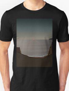 Surreal Sunset Unisex T-Shirt