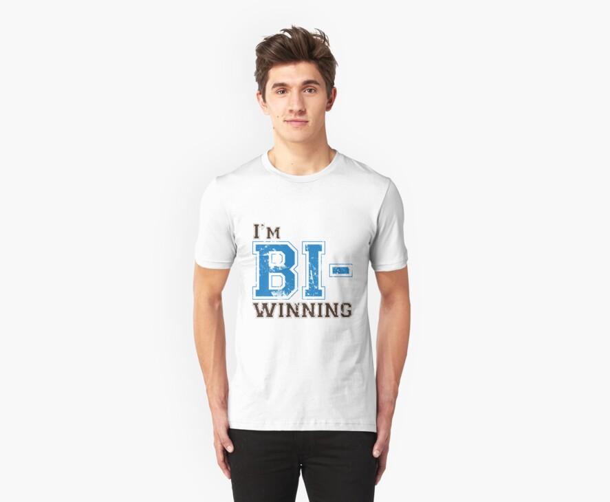 Bi-Winning by wittytees