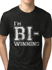Bi-Winning Tri-blend T-Shirt