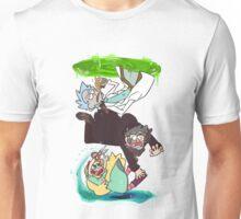 Dimension Trio Unisex T-Shirt