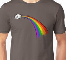 Rainbow origins Unisex T-Shirt