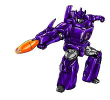 Galvatron by Qutone