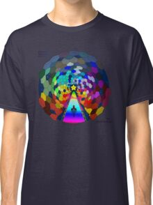 The rainbow road Classic T-Shirt