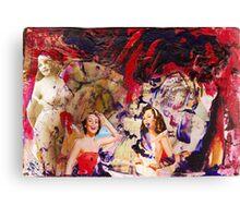 all american girls, 2011 Canvas Print