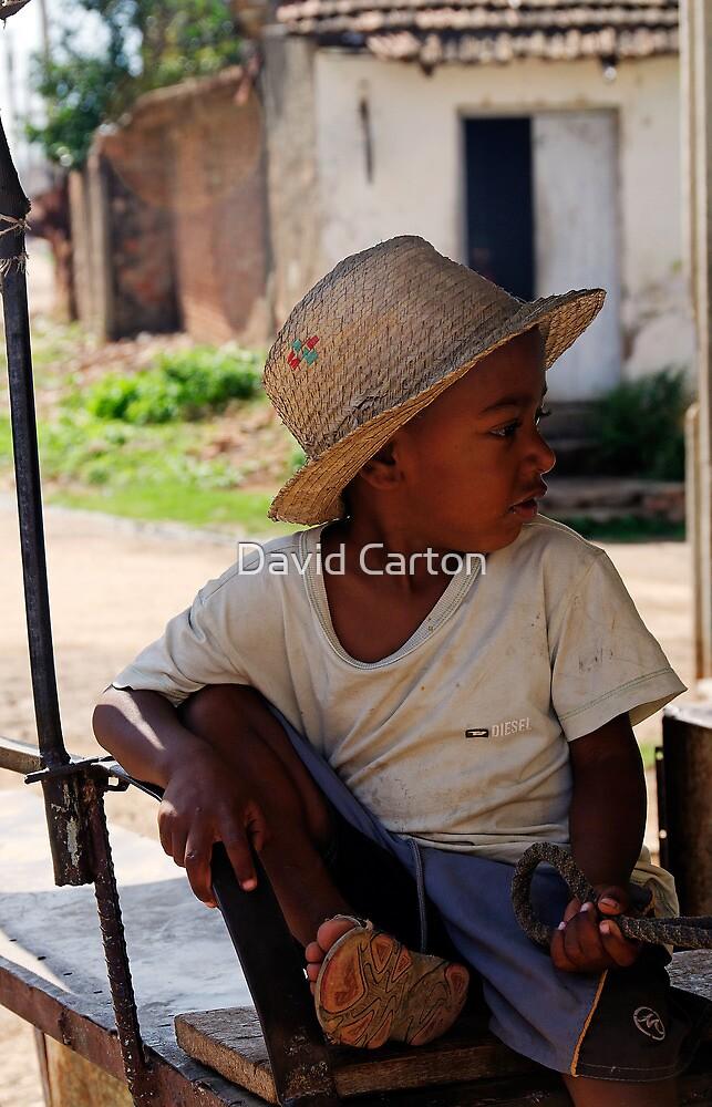 Young Cuban boy, Trinidad, Cuba by buttonpresser