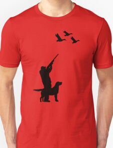 Duck Hunting Silhouette T-Shirt