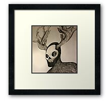 Alter-ego Framed Print