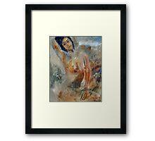 Nude  450101 Framed Print