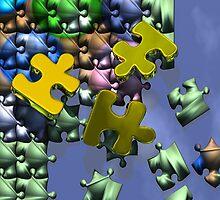 Jigsaw-2 by plunder