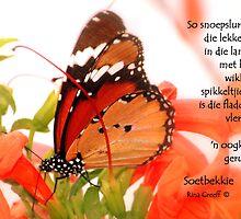 Soetbekkie by Rina Greeff