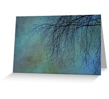Hanging Tree - JUSTART ©  Greeting Card
