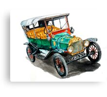 1915 Model T Ford Canvas Print