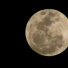 Super Moon by Akash Puthraya