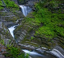 Minnehaha Falls at Watkins Glen by Murph2010