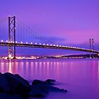 Forth Road Bridge by Don Alexander Lumsden (Echo7)