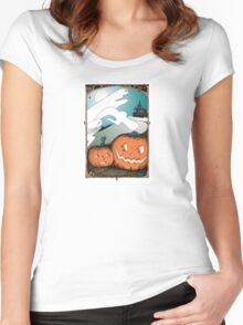 Halloween 2015 Women's Fitted Scoop T-Shirt