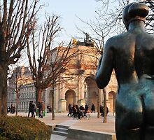 Paris - Aristide Maillol by Jean-Luc Rollier