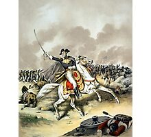 Andrew Jackson At The Battle Of New Orleans Photographic Print