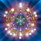 Sacred Geometry 38 by Endre