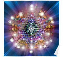 Sacred Geometry 38 Poster
