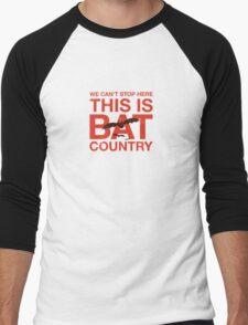 Bat Country Men's Baseball ¾ T-Shirt